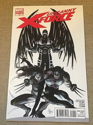 Uncanny X-force #15 1:26 Deodato Variant X-23 Wolverine