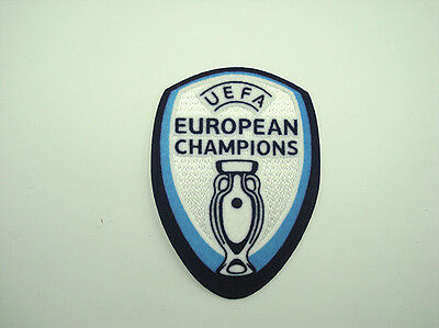 Uefa European Champions League Embroidered Patch Badge