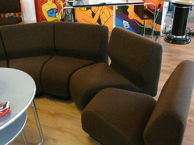 Herman Miller Don Chadwick modulares Sofa-Couch-Sessel-Chair (5er Set) 70er