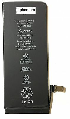 genuine original replacement battery for apple iphone 6 & 6s & SE