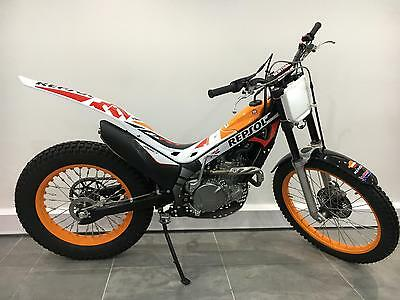 Montesa Cota RT260 Factory one only £500 off and available with 0%APR finance