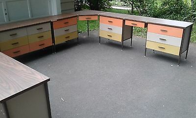 Mid Century - Eames styled - desk/work stations