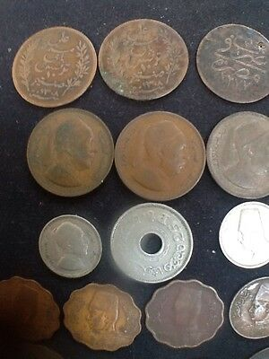 Old Middle Eastern Coins