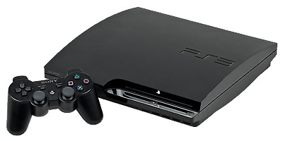 PS3 Playstation 3 Console Slim VGC 120-320GB FREE EXPRESS POSTAGE