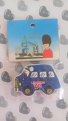 Eraser Gomme Collection London Taxi Vintage 80s