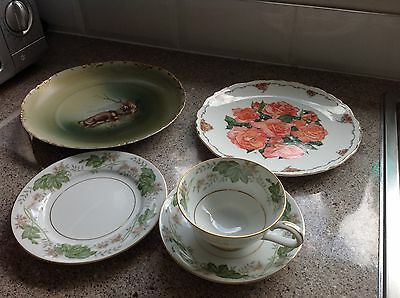 5 pieces of China collectables, start up collection