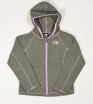 The North Face Toddlers' Glacier Full Zip Hoodie (A2TL7 DYY GVD H6F QVJ)