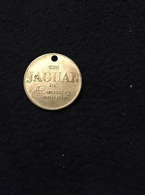 The Jaguar By Country Casuals Coin