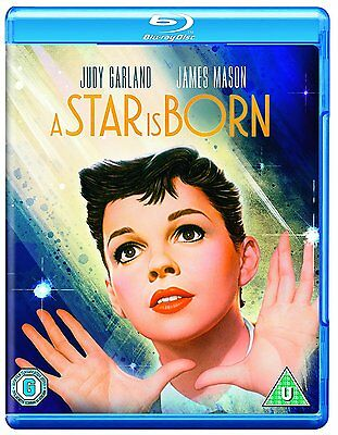 A Star Is Born (1954) Judy Garland Blu-Ray BRAND NEW Free Shipping