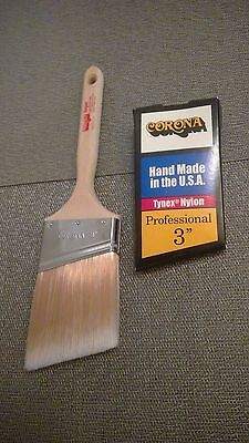 "Corona Vegas Tynex Nylon Paint Brush - 3 "" Free Shipping Best Prices"