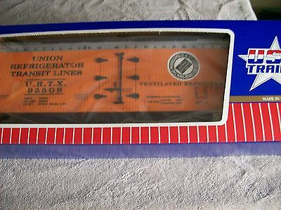 Usa Trains Simulated Wood Refrigerator Cars--R16316