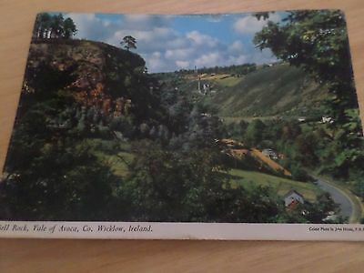 1962 John Hinde Postcard Bell Rock Vale of Avoca Co. Wicklow