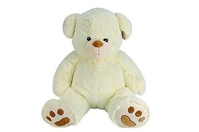Nicotoy Peluche Ours Beige 85 Cm