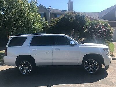 2015 Chevrolet Tahoe LTZ 2015 Tahoe LTZ - Fully Loaded- 30k miles- MINT Condition- Still Under Warranty!