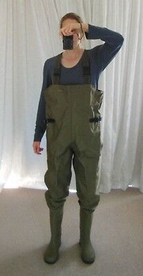 Snowbee Light Weight Waders Size 7