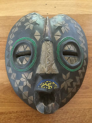 Vintage Papau New Guinea Mask ....