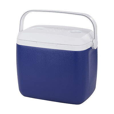 25L Cooler with Cup Holder Portable Camping Picnic Fishing Travel Ice Box