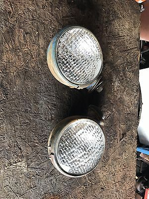Ford 3000 Tractor Headlights