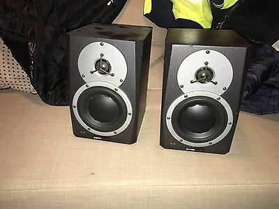 Dynaudio Bm5a Compact Active Monitors