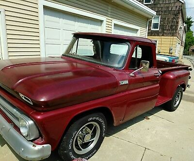 1965 Chevrolet Other Pickups  1965 Chevrolet c-20 Pickup custom chevy 350 rat hot street rod dual exhaust auto