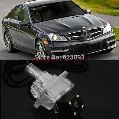 HD Car CCD Night Vision Parking Rear View Camera for Benz W204 W212 W221 2012-up