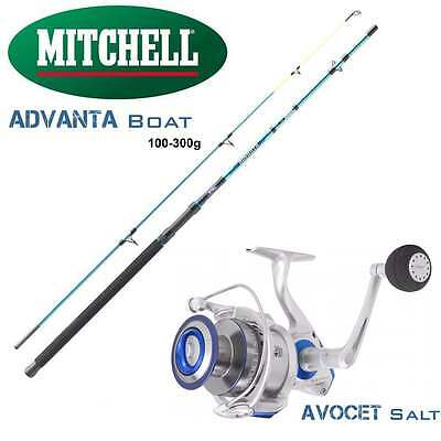 MICHTELL Advanta Boat 2,40 m + Mitchell Salt 6000FD