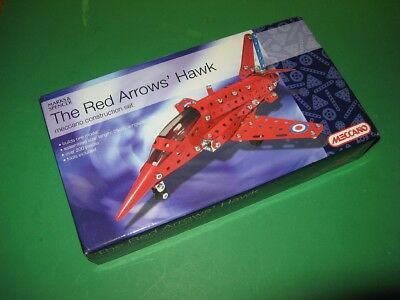 Meccano Red Arrows Hawk set, Mark & Spencer packaging, BNIB.