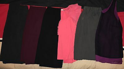 Ladies 6 x Pre Owned Size 12 Skirts, Pants & Tops. Good Condition