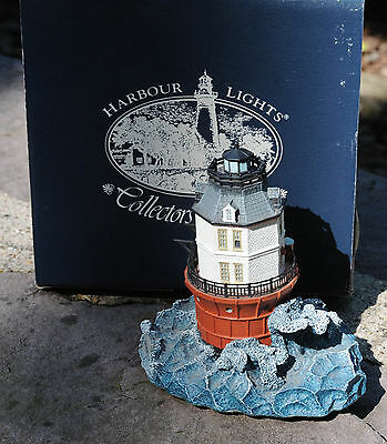 Retired 1999 Harbour Lights Lighthouse BALTIMORE MARYLAND  524 Figurine RARE MIB