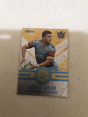 2017 Nrl Traders Trading Cards Club Heroes