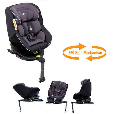 Joie Spin 360 Forward/Rear Facing Childs/Kids Car Seat Group 0+/1 Birth To 18kg