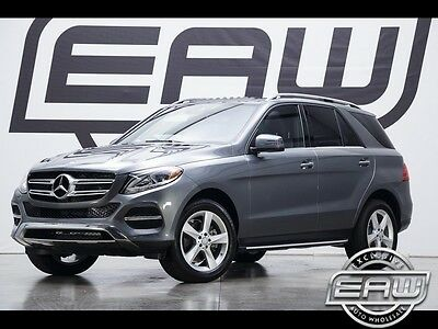 2017 Mercedes-Benz Other GLE350 2017 Mercedes-Benz GLE-Class GLE350 8680 Miles Gray  3.5L V6 DOHC 24V Automatic