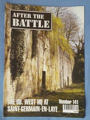 After the Battle magazine issue 141. Military history