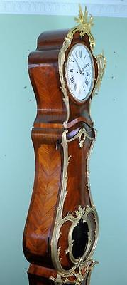 Vulliamy Longcase Clock Grandfather Tallcase