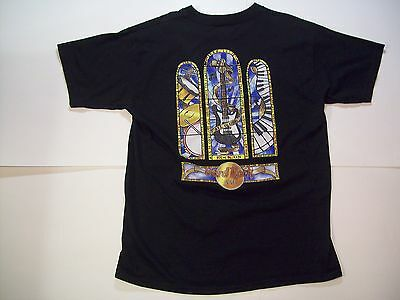 "HARD ROCK CAFE HAWAII SHIRT KONA ""Save the Planet"" MUSICAL INSTRUMENTS black"