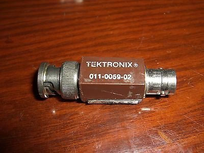 Tektronix 011-0059-02 Attenuator DC to 2 GHz**TESTED**