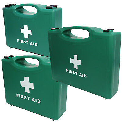 Qualicare High Quality Empty Build Your Own First Aid Kit Boxes Various Sizes