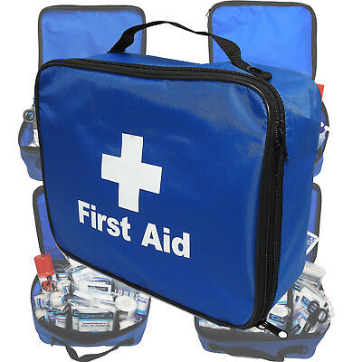 Qualicare Sports Gym Touchline Elite Training Childrens First Aid Supplies Kit