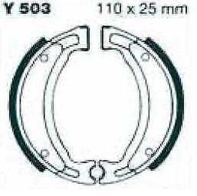 EBC Brake Shoes y503g Front Rear CPI Hussar 25