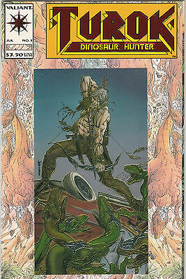 Turok Dinosaur Hunter #1 (1993 Valiant) 9.2 NM-