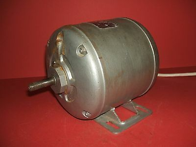 Electric Motor by Crompton Parkinson, Totally enclosed,  1/6thHP