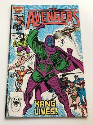 Avengers #267 High Grade Combined Shipping