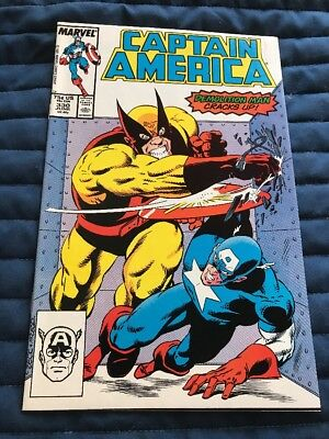 Captain America #330 High Grade Combined Shipping