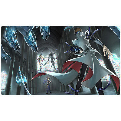 FREE SHIPPING Custom Yugioh Playmat Yu-gi-oh The Dark Side of Dimensions