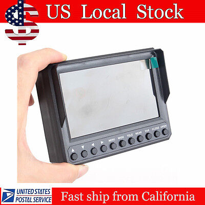 "Wristband 4.3""LCD HD-TV AHD+CVBS Cam Display Monitor CCTV Tester Security test"