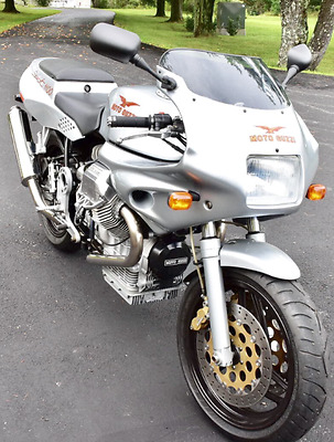 1996 Moto Guzzi 1100 Sport  1996 Moto Guzzi 1100 Sport, Low Milage, Rare, Collectible, 1 of 215 made.