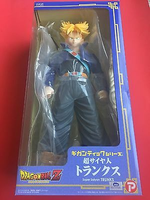 US X-PLus Gigantic Series Dragon Ball Z Trunks Sword Super Saiyan Action Figure