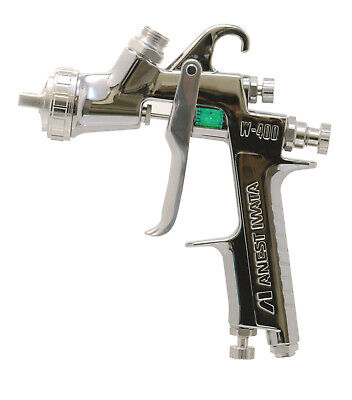 ANEST IWATA W-400-132G 1.3mm Gravity Spray Gun no Cup Center Cup Guns  W400
