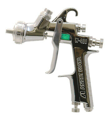 ANEST IWATA W-400-132G  1.3mm Gravity Spray Gun w/o Cup Center Cup Guns  W400