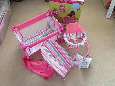 Doll Accessory Play Set - Excellent Condition